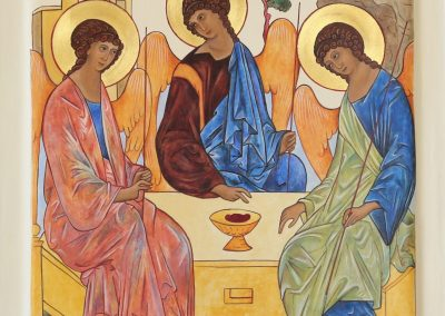 Holy Trinity Rublev